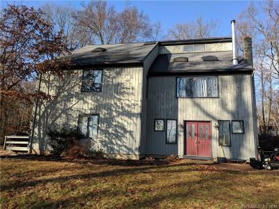 New Fairfield Single Family Home For Sale: 117 State Route 39