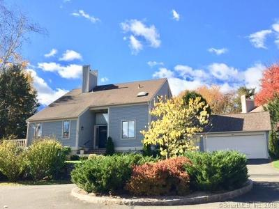 Greenwich Condo/Townhouse For Sale: 608 West Lyon Farm Drive