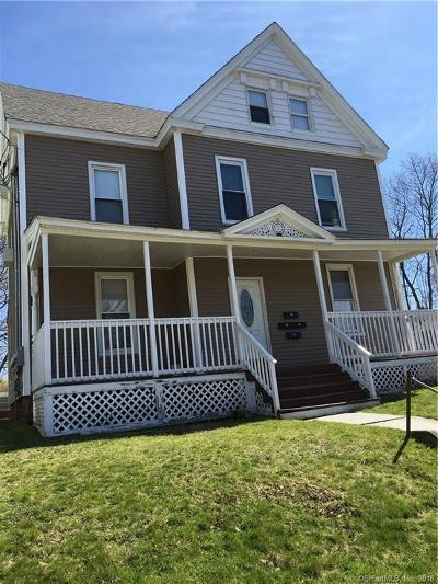 Meriden Multi Family Home For Sale: 43 Windsor Avenue