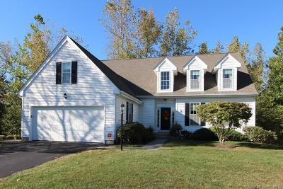 Avon Single Family Home For Sale: 22 Kenington Road #22