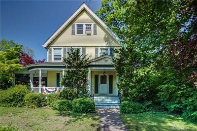 Wallingford Single Family Home For Sale: 349 Main Street