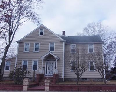 Bridgeport Single Family Home For Sale: 31 Cornell Street