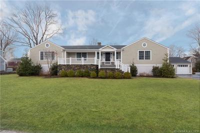 Fairfield County Single Family Home For Sale: 12 Plymouth Road