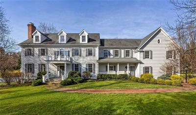 Westport CT Single Family Home For Sale: $2,150,000