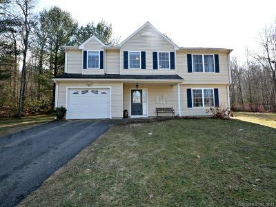 Stafford Single Family Home Show: 62 Tolland Avenue