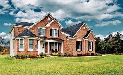 Glastonbury Single Family Home For Sale: 55 Pembroke Terrace