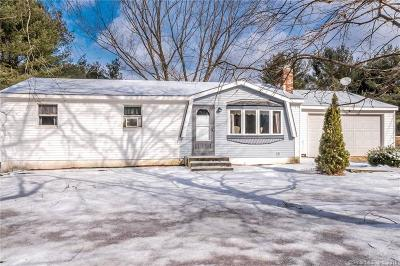Stafford Single Family Home For Sale: 155 Conklin Road