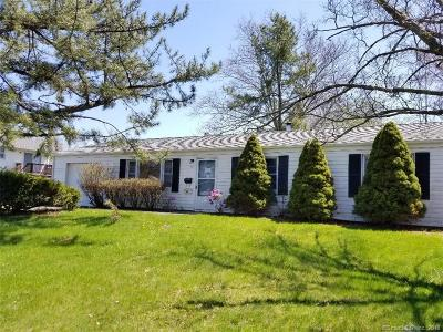New Britain Single Family Home For Sale: 31 Halsey Road