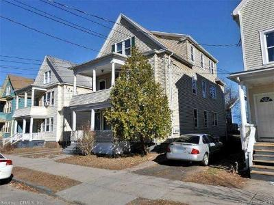 New Haven Multi Family Home For Sale: 259 West Hazel Street