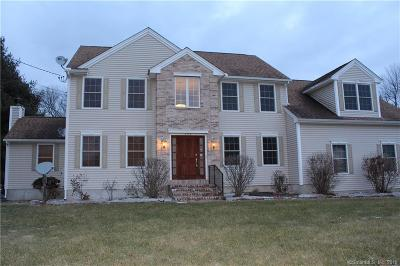 Somers Single Family Home For Sale: 682 Springfield Road