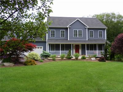 Trumbull Single Family Home For Sale: 626 Booth Hill Road