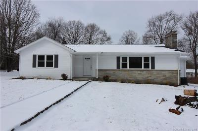 Shelton Single Family Home For Sale: 63 Hilltop Drive
