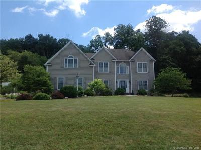 Monroe Single Family Home For Sale: 25 Block Farm Road