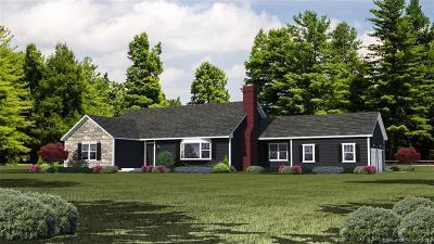 Easton Single Family Home For Sale: 20 Meadow Ridge Drive