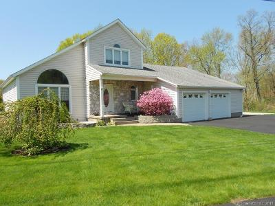 Wallingford Single Family Home For Sale: 26 Quigley Road