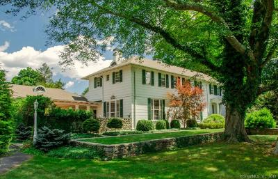 Old Lyme Single Family Home For Sale: 8-1 Sill Lane