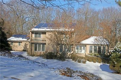 Hamden Single Family Home For Sale: 49 Birchwood Drive