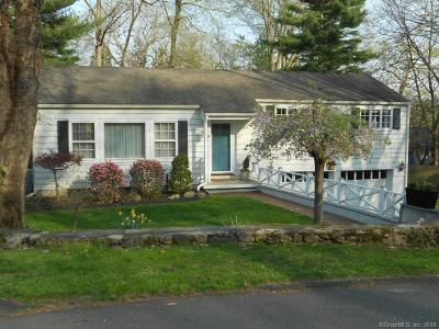 Westport Single Family Home For Sale: 17 Hickory Drive