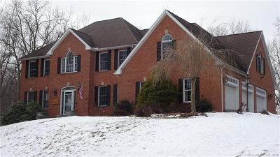 Bolton Single Family Home For Sale: 63 Country Club Road