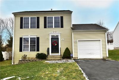 Suffield Condo/Townhouse Show: 145 Mountain Laurel Way #145