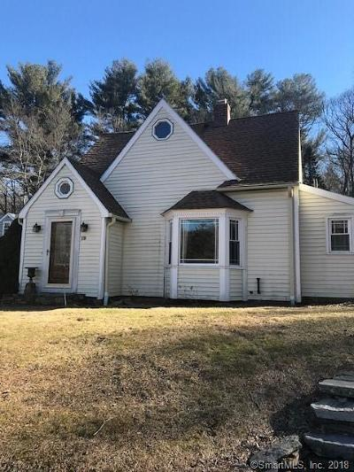 Monroe Single Family Home For Sale: 19 Knollwood Street