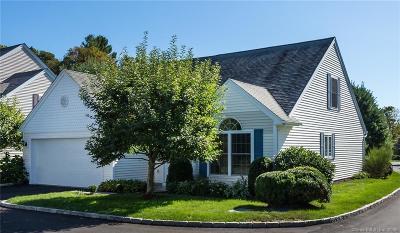 Wilton Single Family Home For Sale: 80 Village Court #80