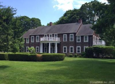 Westport Single Family Home For Sale: 8 Mayflower Parkway