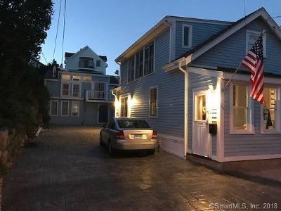 Stonington Multi Family Home For Sale: 24-26 Elm Street