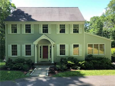 Ridgefield Single Family Home For Sale: 99 New Road