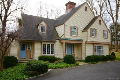 Wilton Single Family Home For Sale: 39 Cider Mill Place