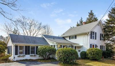Old Lyme Single Family Home For Sale: 2 Maple Lane