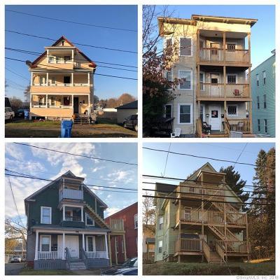 Bristol Multi Family Home For Sale: 111-2 Stewart Street