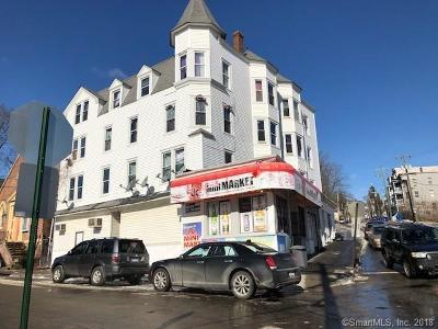 Waterbury Multi Family Home For Sale: 5 Hill Street
