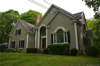 Bolton Single Family Home For Sale: 76 Shoddy Mill Road