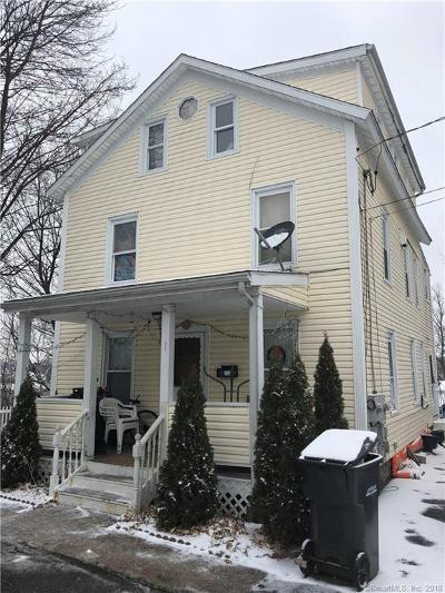 Danbury Multi Family Home For Sale: 1 Clason Place
