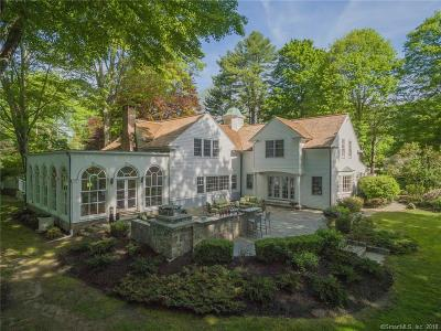 Old Lyme Single Family Home For Sale: 107 Lyme Street