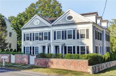 New Canaan Condo/Townhouse For Sale: 474 Main Street #South