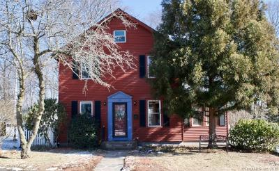 Middletown Single Family Home For Sale: 116 Schuyler Avenue