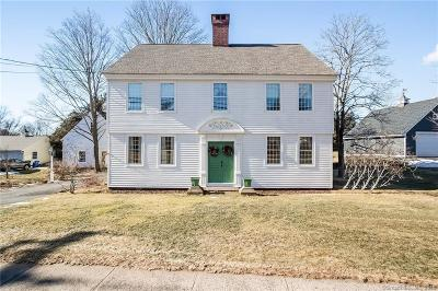 Southington Single Family Home For Sale: 338 South End Road