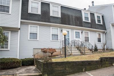 Branford Condo/Townhouse For Sale: 192 Austin Ryer Lane #192