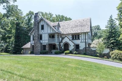 Darien Single Family Home For Sale: 29 Swifts Lane