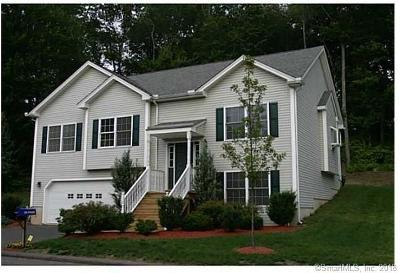 Tolland County Condo/Townhouse For Sale: 43 Belvedere Drive #43