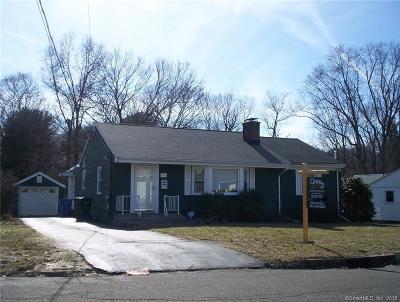 Hamden Single Family Home For Sale