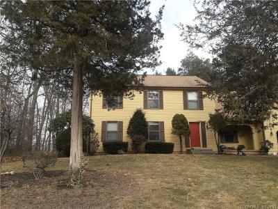 Southington Single Family Home For Sale: 95 Wild Oak Drive