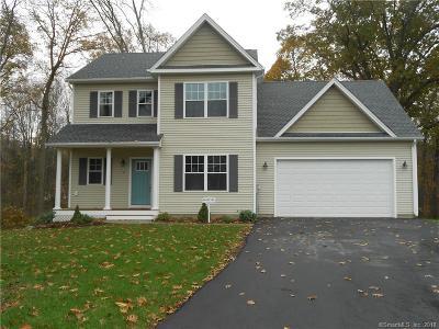 Wallingford Single Family Home For Sale: 9 Royal Oaks
