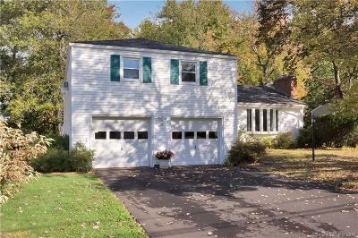 West Hartford Single Family Home For Sale: 40 Proctor Drive