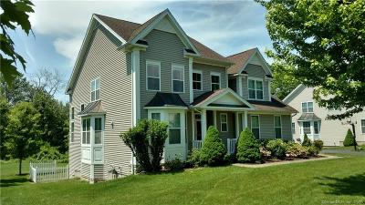 Middlebury Single Family Home For Sale: 1 Brookside Drive