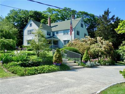 Madison Single Family Home For Sale: 949 Boston Post Road