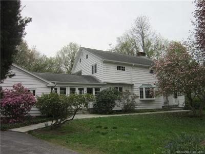 Trumbull Single Family Home For Sale: 273 Unity Road