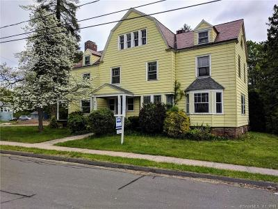 Simsbury Single Family Home For Sale: 30 Center Street